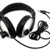 cheap headphones wholesale with line pc and mobil phone headphones wholesale