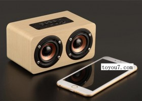 wholesale wireless bluetooth speaker supplier,custom bluetooth speaker distributor,small wood HiFi speaker manufacturers offer