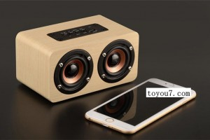 wholesale wireless bluetooth speaker supplier,custom bluetooth speaker distributor,small wood HiFi speaker manufacturers offer