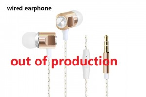 cheap high quality wired earbuds offer price wired earphones wholesale distributor wired earbuds maker