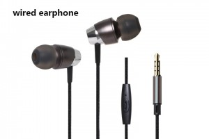 cheap bass wired earbuds OEM supplier wired earbuds wholesale distributor wired earbuds custom